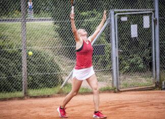 Danmarksmester i tennis 2020 udendørs, Karen Barritza